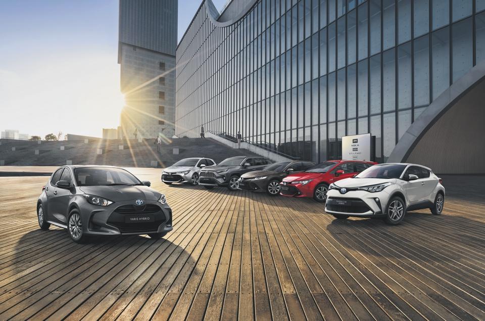 Range Toyota