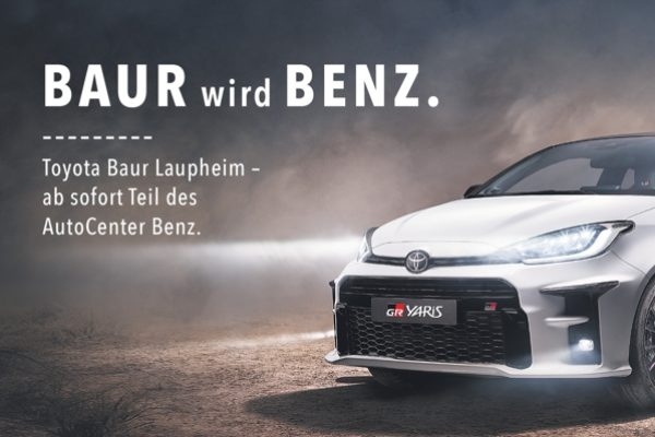 Toyota Laupheim Teaser