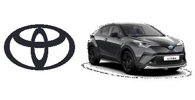 Icon Toyota Lagerwagen